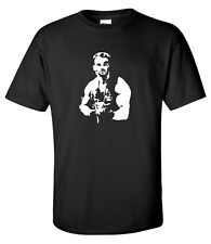 PREDATOR ARNIE COOL RETRO CULT MOVIE T SHIRT