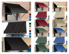 Retractable DIY Awning - Window Fabric Awnings 3 Sizes