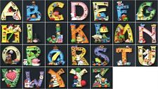 MARY ENGLEBREIT ALPHABET COLLECTOR MAGNETS - YOU CHOOSE