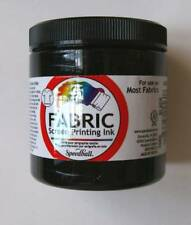 Speedball FABRIC Screen Printing INK 8oz Select Color