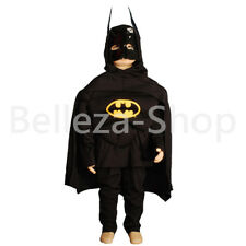 HALLOWEEN Party Batman Muscle Superhero Fancy Party Costume Size 2T-7 FC004B