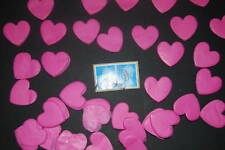 Hearts -  Biodegradable confetti, Civil & Church weddings, Hand made in England