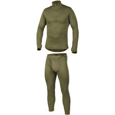 HELIKON MENS ARMY THERMAL UNDERWEAR SET LEVEL 2 OLIVE