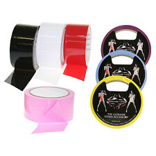 "BONDAGE TAPE TOP QUALITY 60ft x2"" Hen Stag Nights Party"