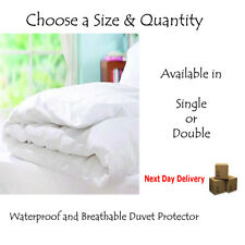 Caress Duvet Cover Protector Waterproof & Breathable