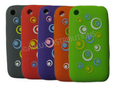 NEW CIRCLES DESIGN SILICONE SKIN CASE FOR IPHONE 3G 3GS