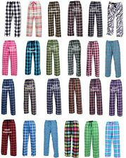 Boxercraft Fashion Cotton Flannel Pant F19 S-2XL UNISEX PJ Pajama Pants CLOSEOUT