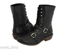 NEW MIA Shoes Black Pratt Boot Pick Your Size