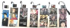 "Harry Potter Movie Film Cell Bookmark w Tassel, Measures 6x2"" --  Choose Design!"