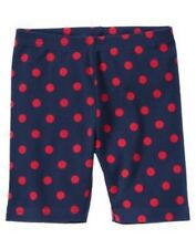 GYMBOREE HOMECOMING KITTY POLKA DOT BIKE SHORTS 3 4 5 6 7 8 9 12 NWT