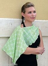 Reno Rose Pirose - The Nursing Cover that becomes a scarf in seconds BRAND NEW