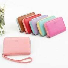 For Apple iPhone/iPod/Galaxy/Blackberry Smart Phone Multi Pouch Case Card Wallet
