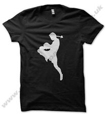 MMA Fightwear Muay Thai Classic Kick Boxer T Shirt High Quality Combat Clothing