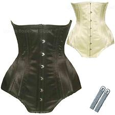 Authentic STEEL BONED CORSET Strong Basque SEXY Tight Lacing GLAMOUR Bridal Gown