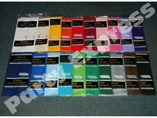 """PLASTIC TABLECOVERS TABLE COVER COVERS CLOTH CLOTHS    54"""" X 108""""   19 COLOURS"""