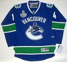 ALEXANDRE BURROWS VANCOUVER CANUCKS 2011 CUP JERSEY