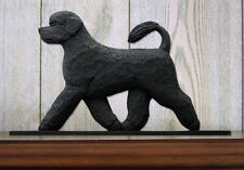 Portuguese Water Dog (Dog in Gait) Topper. In Home Wall or Shelf Products-Gifts.