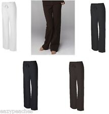 Bella NEW Ladies Size S-2XL French Terry Womens Lounge Pants Sweats Jumper 7217