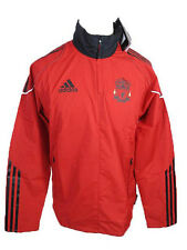 Liverpool FC Adidas red adults windbreak formotion training jacket 2010-11 S-XL