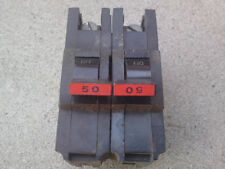 Federal Pacific 2-pole  15 20 30 40 50 70 100Amp Circuit Breaker Type NA