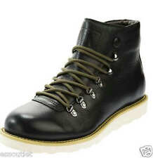 ARMANI EXCHANGE Leather Mountain Boots/Shoes