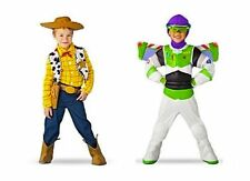 Toy Story 3 Disney Halloween Cowboy Woody Buzz Lightyear Costume Light up Wings