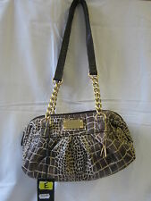 LADIES BULAGGI ANIMAL PRINT HANDBAG