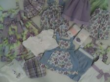 NWT EEUC janie & jack TEA TIME TIME FOR greek isles shrug DRESS SKIRTS ETC~U-PIC