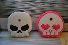 New Cute Skeleton Head KEY CAP COVER
