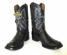 CROCODILE ALLIGATOR BELLY DESIGN COWBOY WESTERN RODEO BOOTS SQUERE TOE