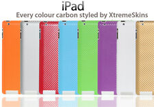 Carbon Fibre Skin Sticker for Apple iPad 2nd 3rd gen Wrap Cover Case Decal
