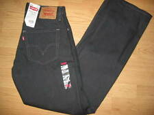 NWT MENS LEVIS 514 SLIM STRAIGHT JEANS DARK CHARCOAL