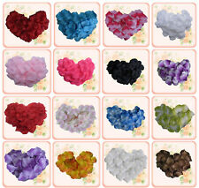 Best Quality Wedding Table Decoration Silk Rose Petals Flowers Confetti