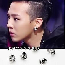 BIGBANG BIG BANG G-DRAGON - Heart Dragon Piercing & Earring & Magnet [BB86]