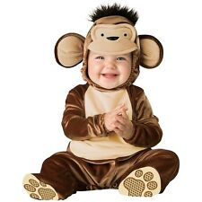 Baby Monkey Costume Halloween Curious GeorgeFancy Dress