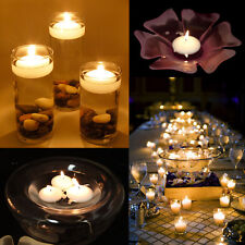 2 INCH WAX ROUND FLOATING CANDLE DISC FLOATER wedding party events 100pcs