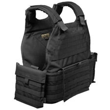 FLYYE SPC ARMOR VEST TACTICAL MOLLE PLATE CARRIER AIRSOFT WEBBING CORDURA BLACK