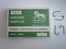 100 AMI ( HOOKS ) AU LION D'OR ( CANNELLE ) SERIES 1508