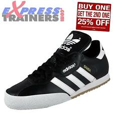 Adidas Originals Mens Samba Super Leather Trainers * AUTHENTIC *