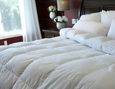 Hutterite White Down Duvets/Comforters 800+ Fill Power
