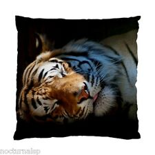 NEW CUSHION CASE PILLOW CASE - Sleeping Tiger