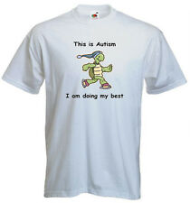 19a. Autism Kids T-shirts- This is Autism, I am doing my best
