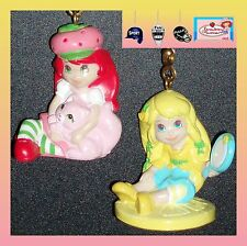 STRAWBERRY SHORTCAKE & FRIENDS FIGURINES CEILING FAN PULLS/CHAIN PULLS - CUTE