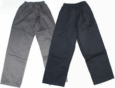 Pants Size S M L XL 2XL 3XL Grey & Navy School or Casual Scags Brand New!