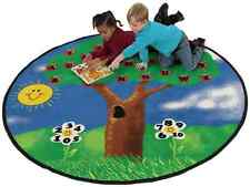 8'rd Educational area rug Differents design school daycare kids play learning
