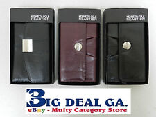 Kenneth Cole Reaction Ladies Leather Trifold Wallet Multiple Styles New