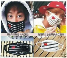 K-POP Mouth Mask Muffle Super Junior Bigbang Leeteuk Eunhyuk Cotton Face Mask
