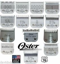 OSTER CryogenX CLASSIC 76 Clipper Blade*Fit Most Andis,Wahl A5 AG BG Clippers