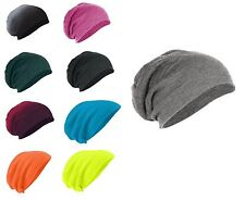 NEW UNISEX SLOUCHY BEANIE KNIT SKI HAT SKULL SNOWBOARD HIPSTER CAP MENS WOMENS
