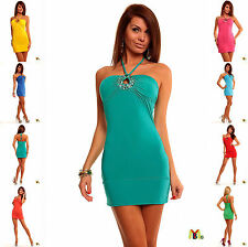 1572 UK NEW SEXY COCKTAIL SUN SLEEVELESS SHORT LENGTH  WOMEN DRESS ONLINE SHOP